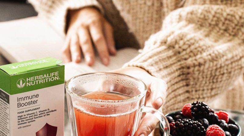 Herbalife Nutrition Immune Booster – pametna prehrana za vaše tijelo